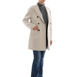 Wharf london large wool coat from TNT
